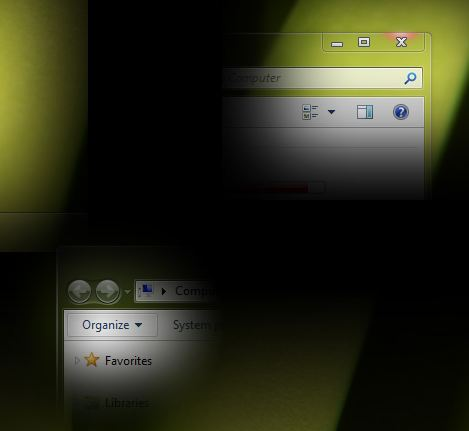 Windows 7 Theme Buttons