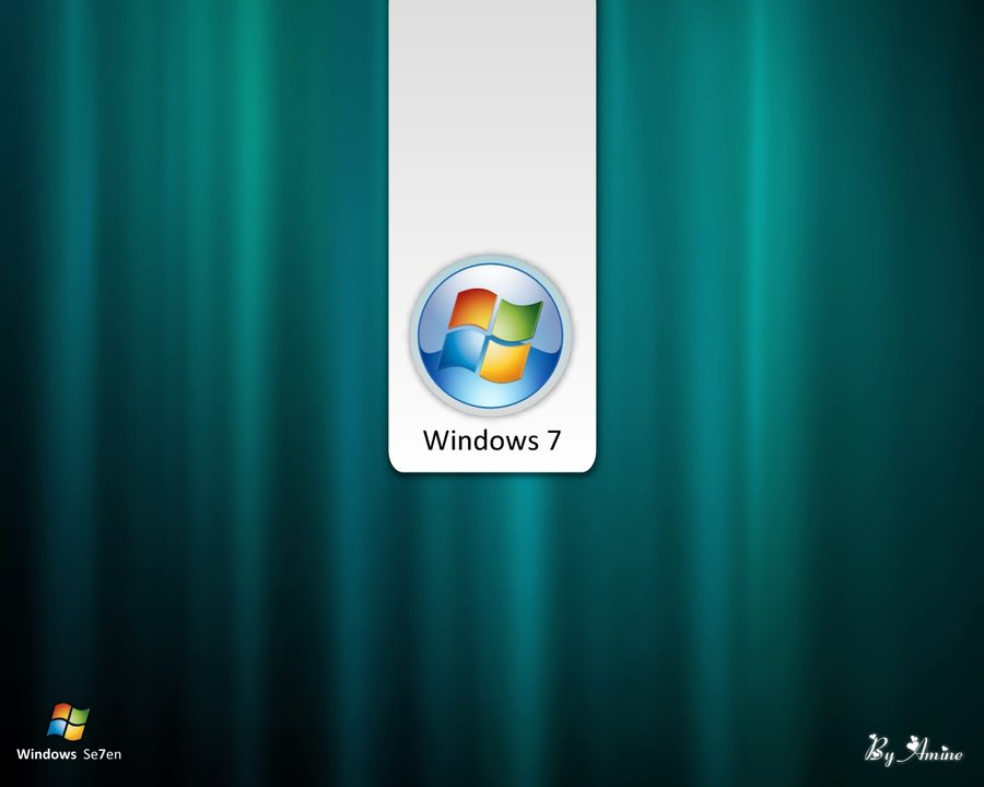 wallpaper windows. Windows 7 Wallpaper