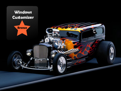 Windows 8 Car Wallpaper