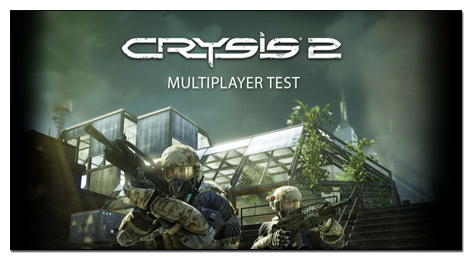 As we reported, the closed multiplayer beta of Crysis 2 is underway right