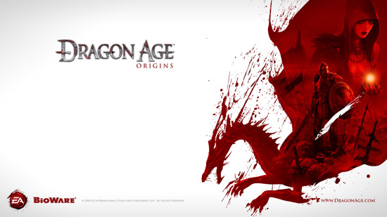 9 HD Dragon Age Origins Wallpapers