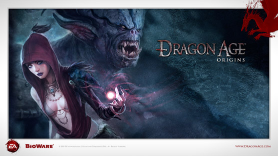 Dragon Age Origins Wallpaper … and 6 more!