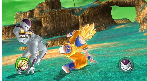 Dragon Ball Raging Blast 2 Pic2