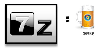 7zip File Extractor