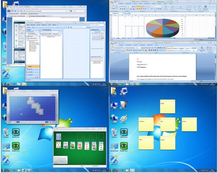 wallpaper windows 7 3d. Manager for Windows 7