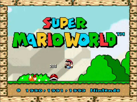 Super Mario BrothersScreensaver