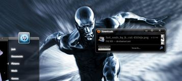 10 Complete Dark Windows 7 Themes