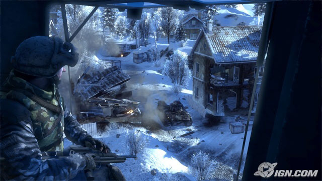 32 Battlefield Bad Company 2 HD Wallpaper. This Windows 7 theme includes