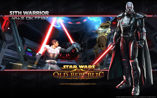 Star Wars The Old Republic Windows 7 HD Wallpaper
