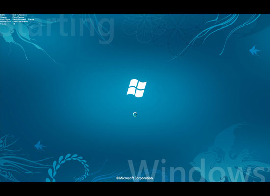 Windows 8 Boot for 7 Theme