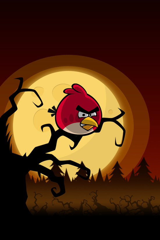 Angry Birds Wallpaper Windows 7 Theme