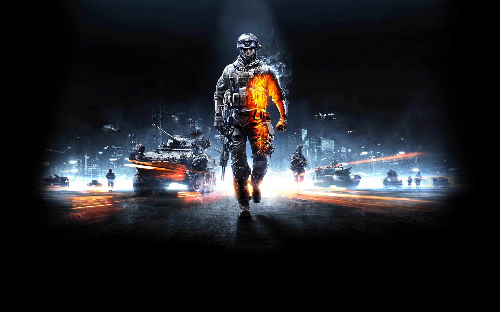 New Battlefield 3 HD Wallpaper   Windows 7 Theme