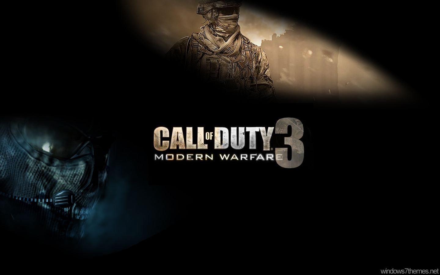Call Of Duty Modern Warfare 3 Wallpaper