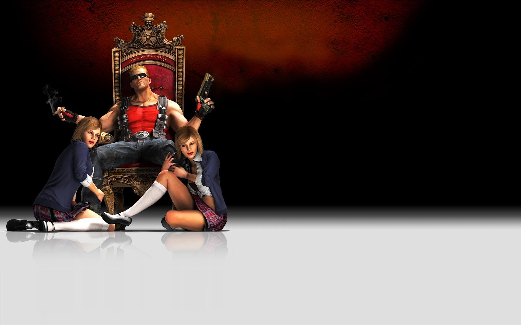 Duke Nukem Full HD Wallpaper and Background | 1920x1200 | ID:210615