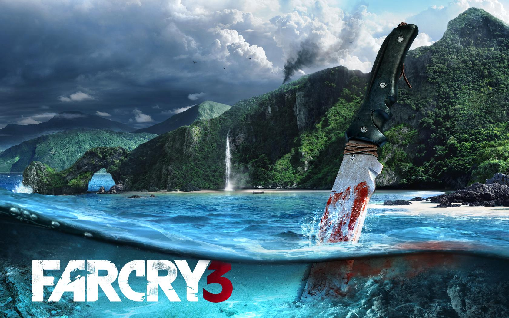 Cool Far Cry 3 Wallpaper And Windows 7 Themepack