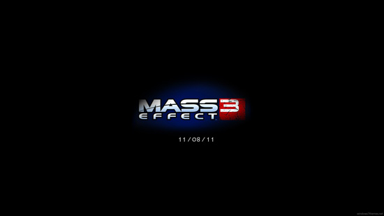windows 7 wallpapers hd widescreen. Mass Effect 3 HD Wallpapers