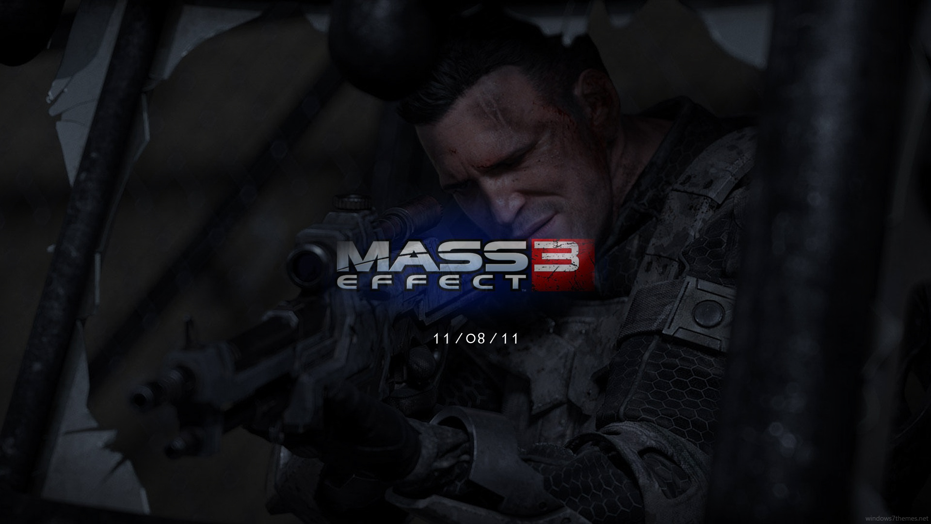 New Mass Effect 3 Wallpaper Hd Widescreen