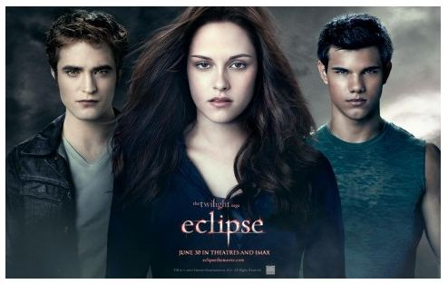 wallpaper of twilight eclipse
