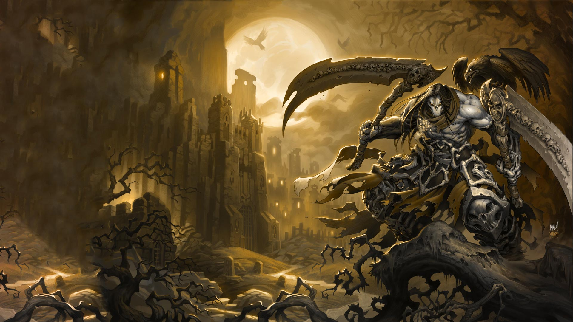 Darksiders II Full HD Wallpaper and Background | 1920x1080 | ID:288192