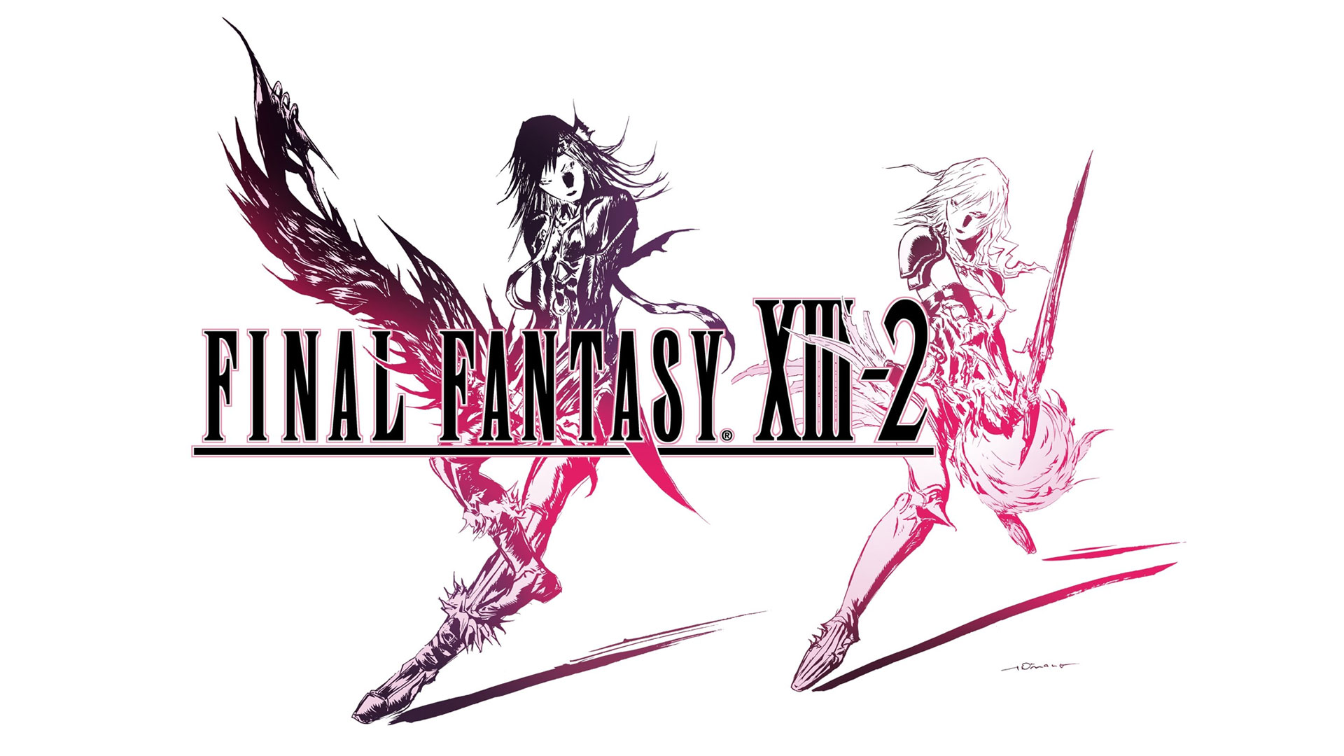 3 final fantasy x 13-2 wallpapers and themepack for windows 7