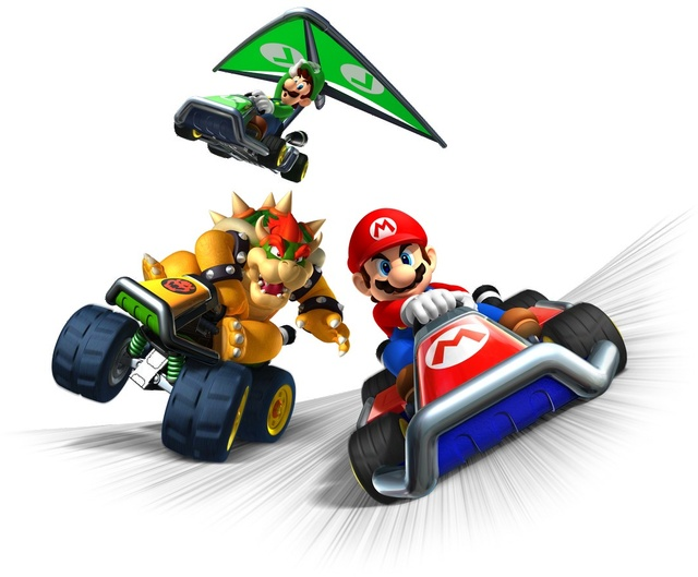 pics photos mario wallpaper free download mario kart