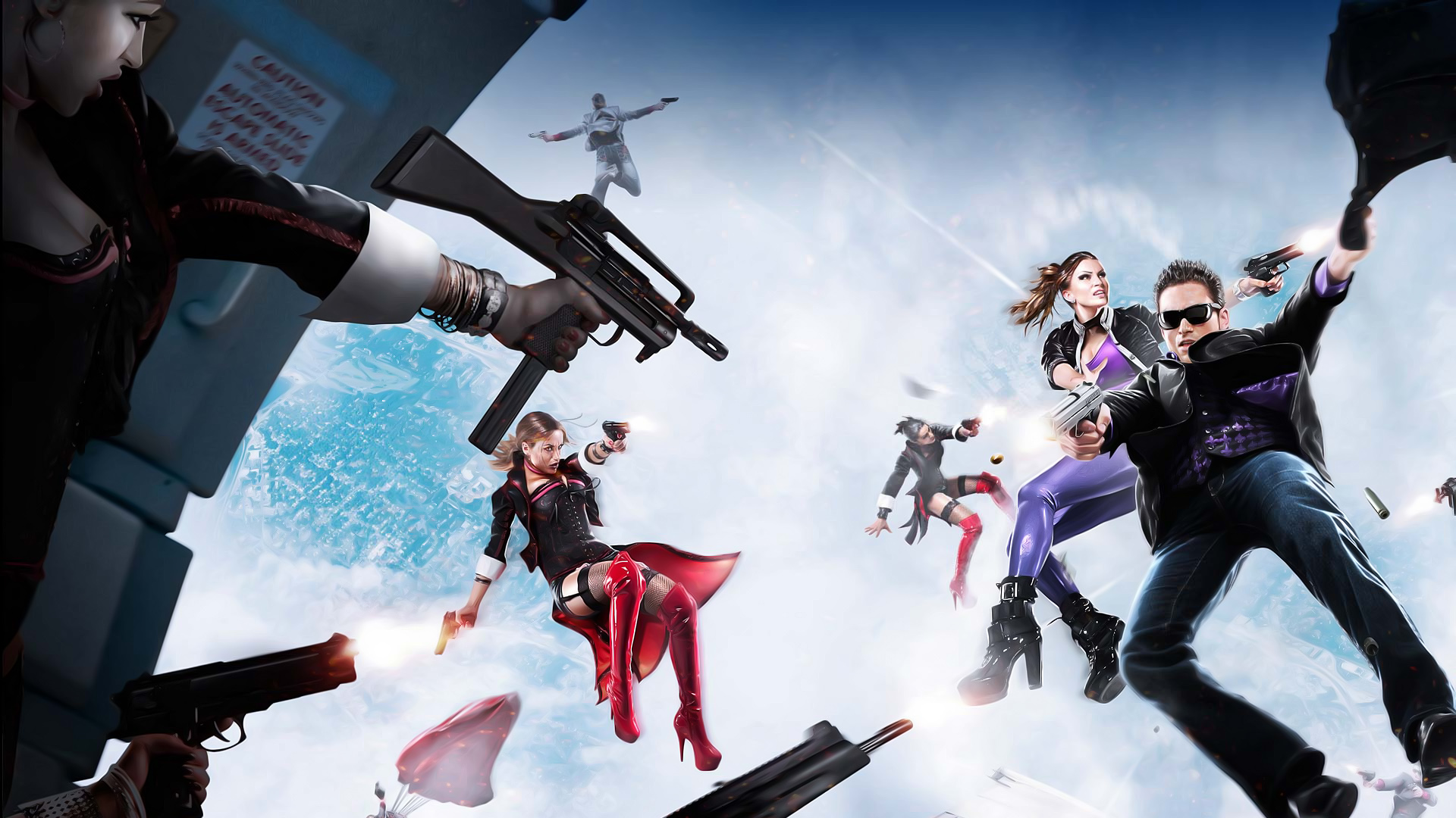 Saints row 3 game #4174163, 1920x1080 | all for desktop.