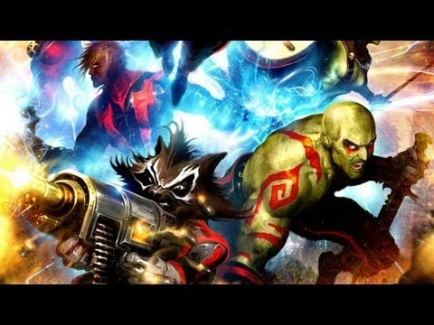 Guardians Of The Galaxy Theme For Windows 7