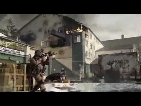 Call of Duty Modern Warfare 2 Map Pack Trailer