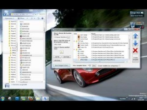 Create Jumplist in Windows 7: JumpList Launcher