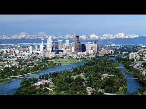 10 Amazing Calgary City Skyline Wallpapers For Your Desktop (City In Canada)