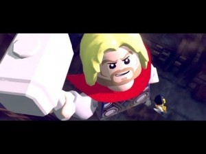 Lego Marvel Super Heroes to be the best lego game ever?