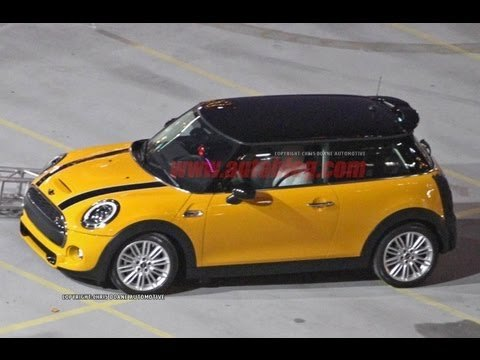 A Mini Cooper Theme – Size Does Not Matter (Always)