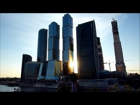 Moscow Windows 7 Theme: Russia's Capital