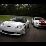 New Car Theme for Windows 7 With Chevrolet Corvette Grand Sport Wallpaper