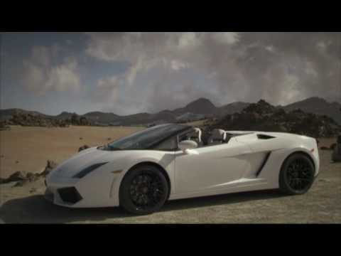 Lamborghini Gallardo LP 560-4 Spyder Wallpapers + Price & Speed Specs