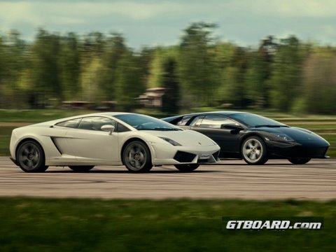 Lamborghini Gallardo LP 560-4 Wallpaper