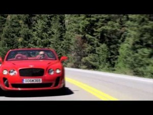 Windows 7 Bentley Continental Supersports Coupé Wallpaper Theme + Car Specs