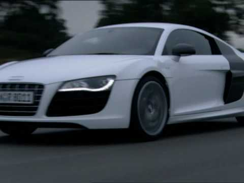 Audi R8 Coupé 5.2 FSI Quattro Wallpaper + Car Specs