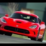 True American: Dodge Viper Windows 7 Theme