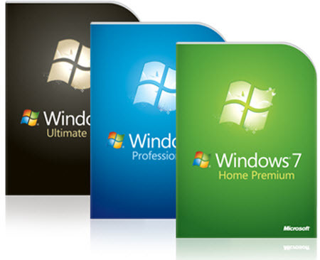 Microsoft will sell Windows 7 through their own shop system