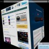 3D Web Browser for Windows 7 and Windows Phone 7