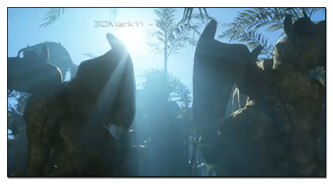 3D Mark 2011: Jungle Ruins Demo & Release Date