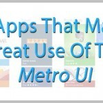 5 Windows 8 Apps That Show Metro's Potential