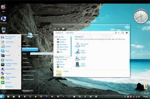 9 Windows 7 Themes With Beautiful Beach Wallpapers
