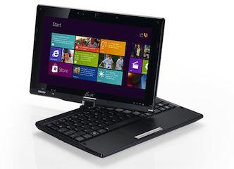 Asus Windows 8 Transformer Tablet: 3-6 Million Tablet Sales In 2012