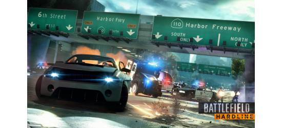 Battlefield Hardline Theme With 30 HD Wallpapers