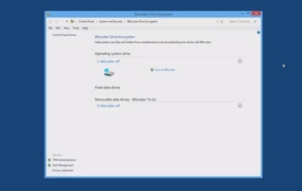 How to Use Bitlocker in Windows 8.1 and Professional Edition