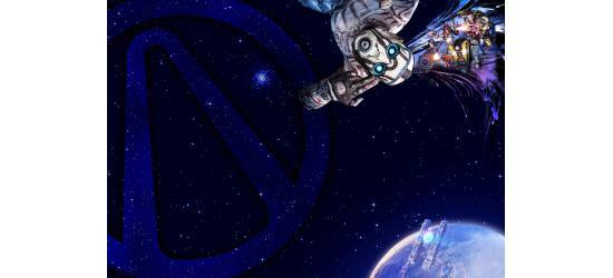 Borderlands: The Pre-Sequel Theme With Windows Start Orb And High-Quality Backgrounds