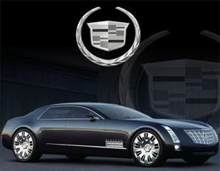 Cadillac Windows 7 Theme