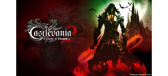 Download Castlevania Lords Of Shadow 2 Windows 7 theme